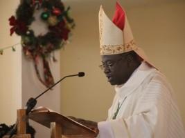 Haïti - Social : Mgr. Yves-Marie Péan exhorte les haïtiens à s'unir pour la stabilité du pays