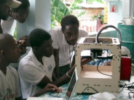 Haiti - Technology : 3D printing makes its entry into Haiti