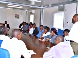 Haiti - Social : The Minister of the Interior wants to bring peace and order in Cité Soleil