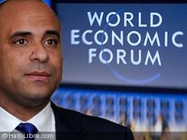 Haïti - Politique : Laurent Lamothe au 44ème Forum économique mondial