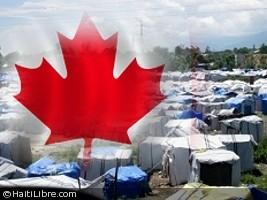 Haïti - Social : 20 millions du Canada pour le relogement de 16,000 familles déplacées