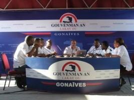 Haïti - Politique : «Gouvènman an lakay ou» aux Gonaïves