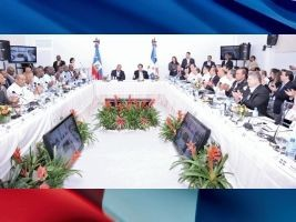 Ha ti politique phase ii du dialogue inter ha tien for Hopital canape vert haiti