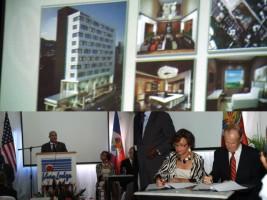 Haïti - Tourisme : Le Hilton va construire un hôtel en Haïti