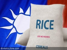 Haiti - Agriculture : Signature of an agreement to increase rice production in Haiti