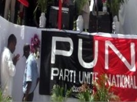 Haiti - Politic : The Duvalierist Party PUN, inaugurates its first departmental office