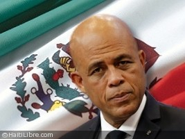 President Martelly will attend 2 summits in Mexico