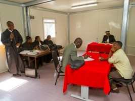 Haiti - Justice : Launch of the Phase II of Free legal assistance