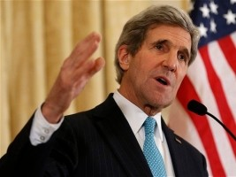 Haiti - Politic : John F. Kerry notifies that Haiti is taking steps to hold elections