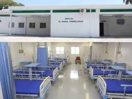 Haiti - Health : Inauguration of new hospital Dr. Raoul Pierre-Louis