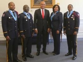 Haiti - Politics: Report of President Martelly's Trip to Washington
