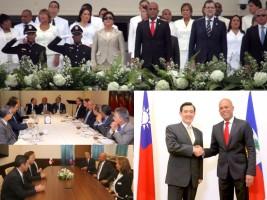 Haiti - Diplomacy : Martelly in Panama