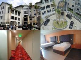 Haïti - Tourisme : Le Premier Ministre visite le nouvel hôtel Kinam de Pétion ville