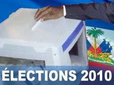Haiti - Elections : The Election Unit of MINUSTAH in action