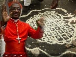 Haïti - Religion : «Le vaudou un élément indéniable de la culture du peuple haïtien,» dixit Cardinal Chibly Langlois