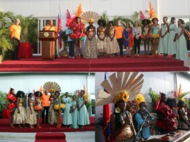 Haiti - Social : D-2, official launch of the Carnival of Flowers 2014