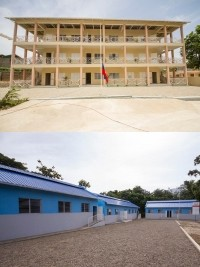 Haiti - Education : Inauguration of 7 new schools Digicel in 3 weeks