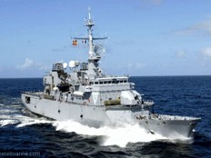 Haiti - Humanitaire : 110 French sailors lend a hand