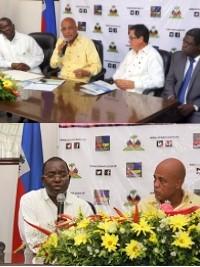 Ha ti conomie extension du parc industriel for Hopital canape vert haiti