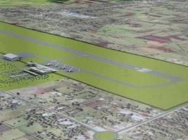 Haïti - Économie : Début des travaux de la piste d'atterrissage aux Cayes