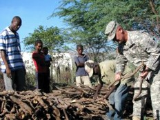 Haiti - Humanitarian : End of the mission