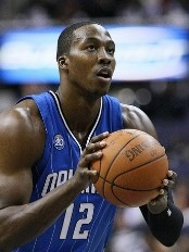 Haiti - Sports : Basketball player Dwight Howard in Haiti Friday