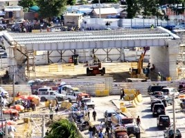 Haiti - Reconstruction : The whole country is under construction