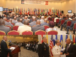 Haiti - Politics: 1st workshop on the preparation of the White Paper on Defense and Security
