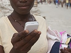 Haiti - Technology : Mobile Banking services