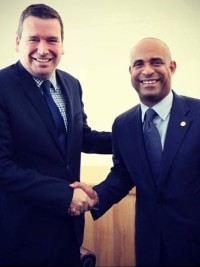 Haïti - Politique : Le Premier Ministre explore de nouveaux champs de coopération avec le Canada