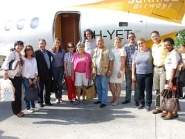 Haïti - Tourisme : Des Tours Opérateurs dominicains en tournée en Haïti