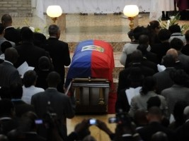Haiti - Politic : Funeral Eulogy of JC Duvalier by Fritz Cinéas