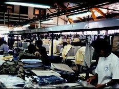 Haiti - Economy : Investments between 10 and 25 million in the textile