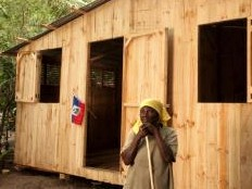 Haiti - Reconstruction : 10,000 houses, the miracle of volunteerism