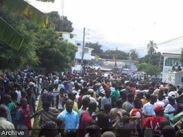 Haiti - Politic : Two opposition demonstrations canceled