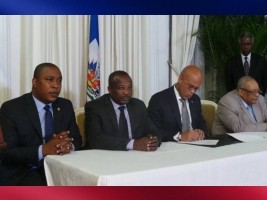 Haiti - FLASH : The mandates of Deputies and Senators extended under conditions