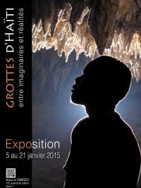 Haïti - Patrimoine : Exposition à Paris sur les fabuleuses grottes d'Haïti