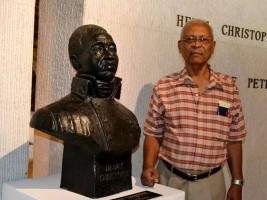 Haiti - Culture : Ludovic Booz, a big name of sculpture, passed away