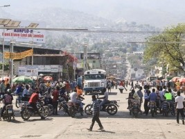 Haiti - Economy : Transport Strike, paralysis in Port-au-Prince, violence at Cap-Haitien
