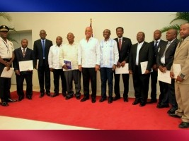Haiti - Politic : National Commission for the modernization of public transit
