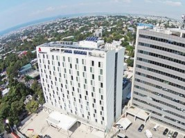 Haiti Tourism Marriott Hotel D 1 Before The Public Opening
