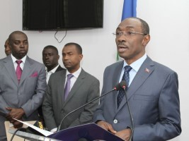 Haiti - Politic : Installation of the new Minister of Agriculture