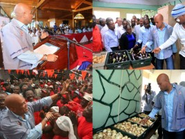 Haiti - Agriculture : Launch of the Spring Agricultural Campaign