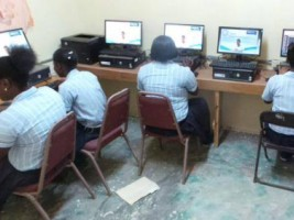 Haiti - Technology : Inauguration of 2 computer labs in Cornillon/Grand-Bois