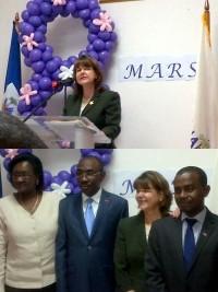 Haïti - Politique : Lancement de la Politique égalité homme-femme