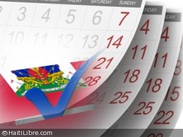 Haiti - Elections : Important dates of the Electoral Timetable
