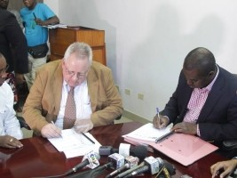 Haiti - Agriculture : $1.7M to strengthen agricultural sectors