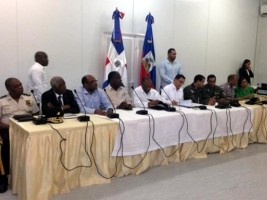 Positive bilateral meeting in Jimani