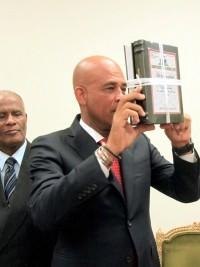 Haiti - Justice : Draft revision of the Haitian Penal Code