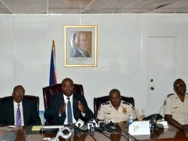 Haiti - Security : Protection of religious congregations and bank customers